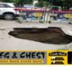 Pit hole in Dayalbag 100 Feet road after rain in Agra #agranews