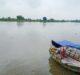water level in Yamuna @ 487 Feet in Agra #agranews