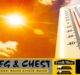 Agra was the second hottest city in the UP on Saturday, know the temperature here#agranews