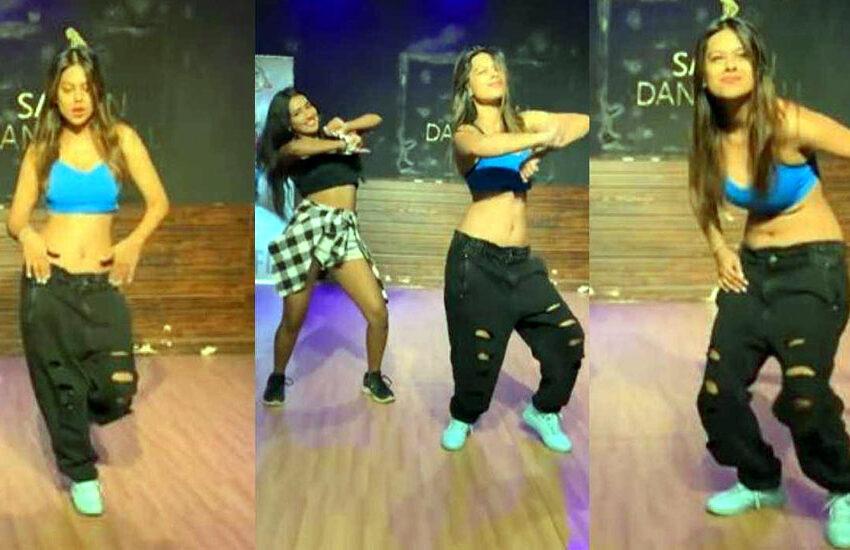 Video of Nia Sharma's killer dancing moves goes viral