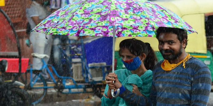 Chances of rain everyday in Agra till 30 September, know the temperature here#agranews