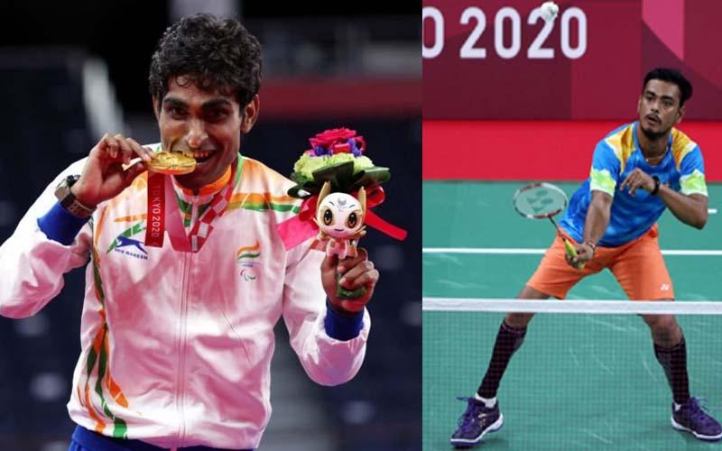 Pramod Bhagat create history in Tokyo Paralympic 2021