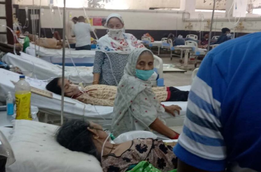 Four new dengue confirmed case in Agra,  10 dengue case in record, control room number release#agranews