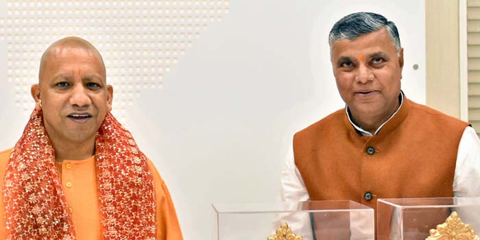 UP Cabinet Expansion : Jitin Prasad & 6 other take oath of minister today #agranews