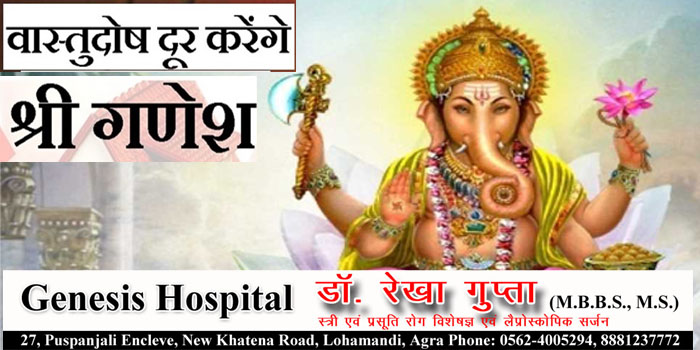 If you want to remove the Vastu defects of the house, then put these pictures of Ganesh