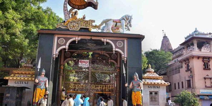Big decision of Yogi government regarding Krishna Janmabhoomi in Mathura