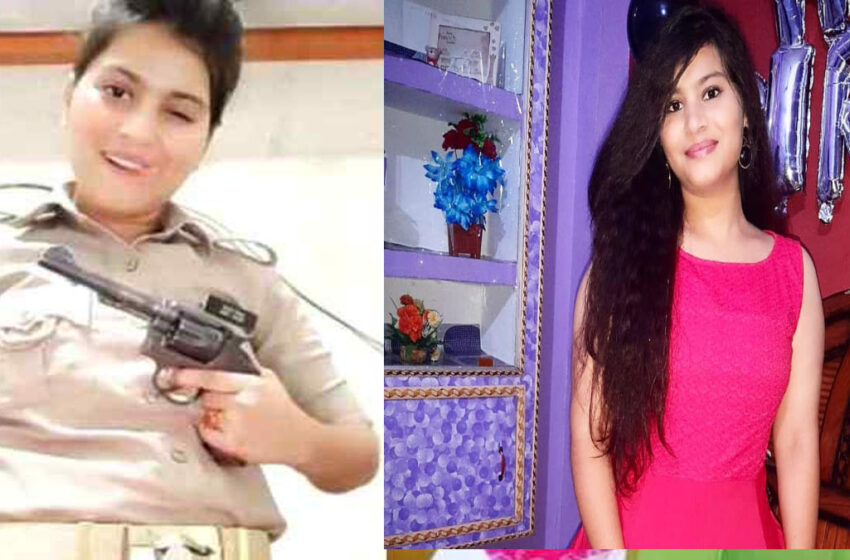 Priyanka Mishra news instagram post, Parents consent not taken for resignation from constable post #agranews