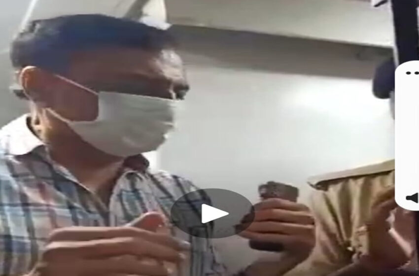 FIR Lodged in Alarm Chain Pulling of Rajdhani Express at Agra Cantt Staion #agranews
