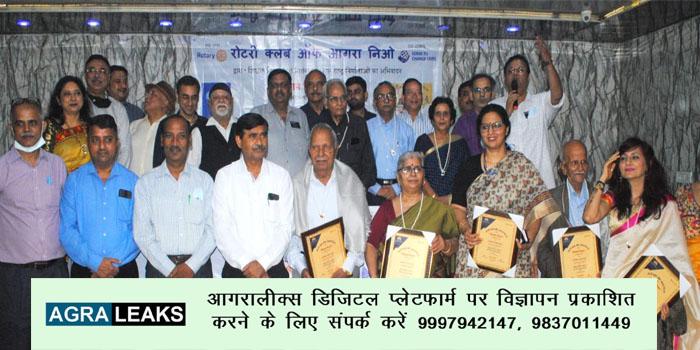 Nation Builder Award to KBC Winner Himani Bundela#agranews