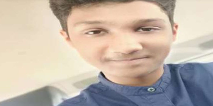 Student left home in Agra, family appeals on social media#agranews