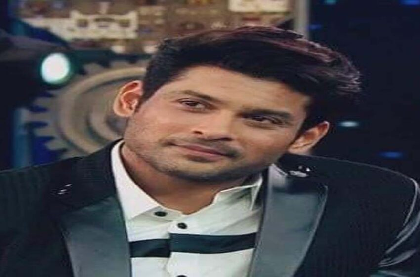 young tv star siddharth shukla passes away