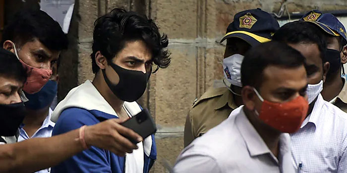 One more night in jail for Aryan Khan, now hearing will be held on October 14