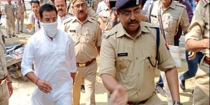 No relief from the court for the son of the Union Minister of State for Home