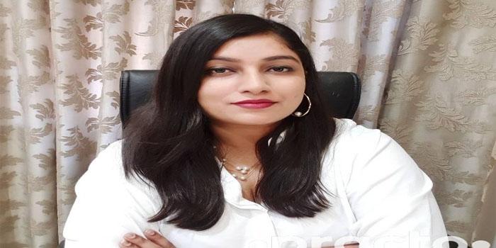 Post Covid hair fall due to Telogen Effluvium explain by Dr Ishita Raka, Devine skin Clinic Agra #agranews